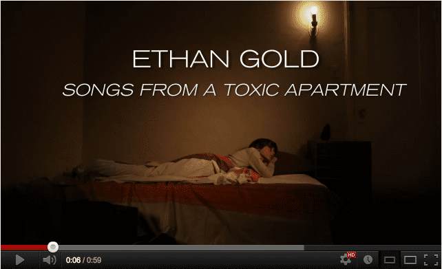 Songs From A Toxic Apartment Video Trailer
