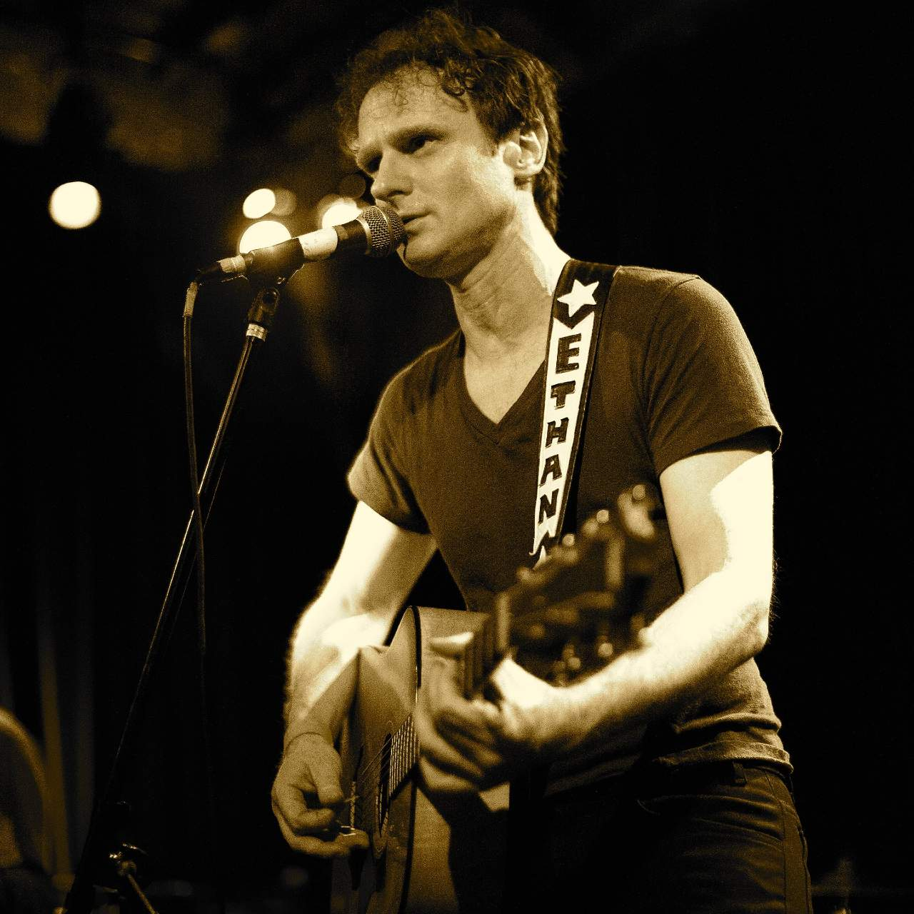 Ethan Gold at the Bootleg Theater