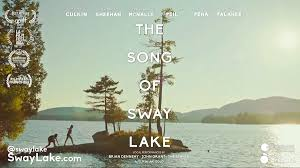 Sway Lake in Progress