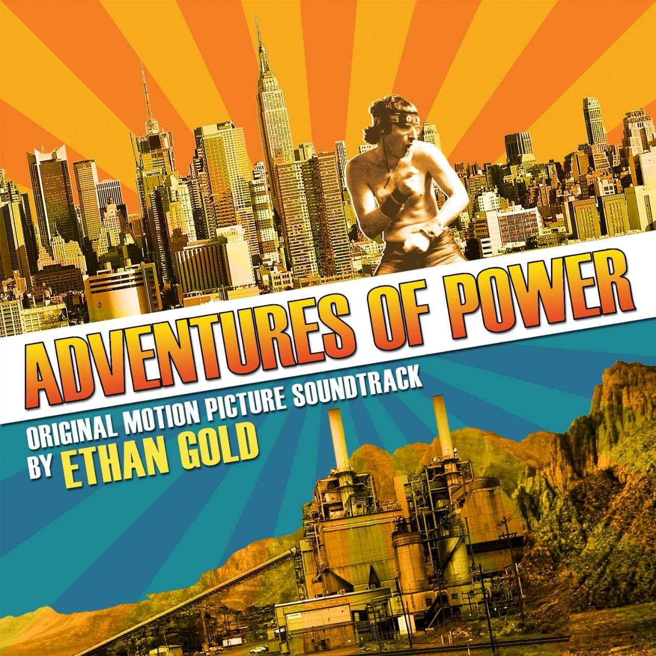 PRESS RELEASE – Adventures of Power (Original Motion Picture Soundtrack) Re-Release